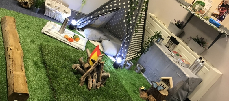 Camping Role-Play
